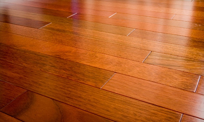 Old To Gold - Grand Rapids: Hardwood Floor Refinishing for 200 or 500 Square Feet from Old To Gold (Up to 66% Off)