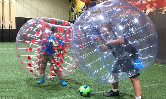 Americas Got Soccer - Indoor Soccer Facility - Oakland Park: Bubble Soccer or Birthday Party Packages at America's Got Soccer Indoor Soccer Facility (Up to 50% Off)