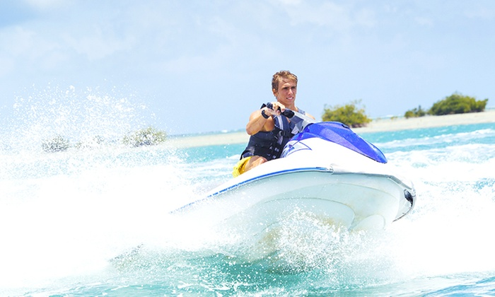 Marine Surgeon - Multiple Locations: One-Hour Jet Ski Rental for One or Two from Marine Surgeon (Up to 56% Off)