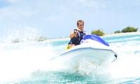 20 min de jetski et 2h de kayak pour 1 ou 2 personnes dès 69,90 € avec Plage des Marines