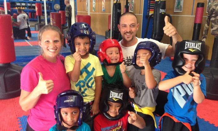 Mana Martial Arts Oklahoma - Edmond: $25 for $90 Groupon — Mana Martial Arts Oklahoma