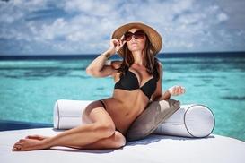 Lauren Alexandras: A Custom Airbrush Tanning Session at Lauren Alexandra SALON (51% Off)