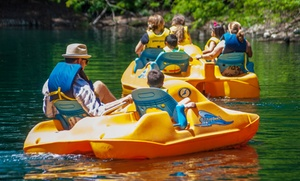 Pinto's Farm: Visit for Two or Up to Five with Paddle-Boat Rentals or Hay Ride at Pinto's Farm (Up to 47% Off)