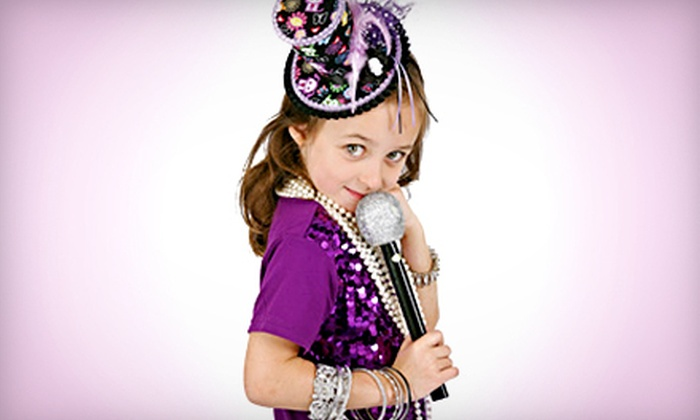Studio 2014 - Scotch Plains: In-Studio Photo Shoot for Up to 10 or Kids' Party with Snacks, Costumes, and Prints at Studio 2014 (Up to 62% Off)