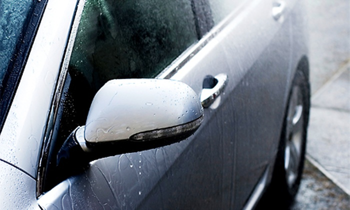 SCR Automotive - Hayward: Interior-and-Exterior Detailing for a Car or SUV at SCR Automotive (Up to 74% Off). Two Options Available.