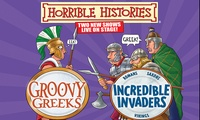 Ticket to Horrible Histories: Groovy Greeks or Incredible Invaders at Churchill Theatre, 31 May - 4 June (Up to 32% Off)