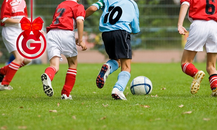 Cabeda Soccer Academy - Wynwood: $89 for One Month of Soccer Academy from Cabeda Soccer Academy ($180 Value)