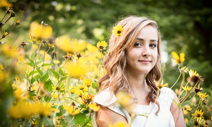 Genevieve Lauren Photography - Chicago: $79 for $520 Worth of Senior Portraits at Genevieve Lauren Photography