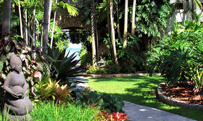 The Kampong - Southwest Coconut Grove: $10 for a Garden Tour at The Kampong ($20 Value). Eight Dates Available.