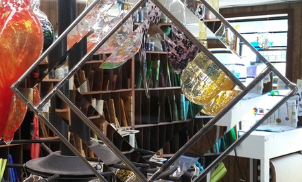 Stained Glass Orientation Workshop for Two or Four People at Ed's Emporium (Up to 50% Off)