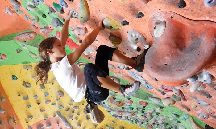 The Edge Halfmoon - Halfmoon: One-Month or Full-Summer Climbing Pass at The Edge Halfmoon (Up to 58% Off)