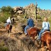 Up to 52% Off a Trail Ride on Horseback