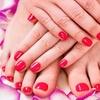 52% Off Spa Manicure and Pedicure