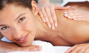 Irvine Chiropractic & Holistic Health Center: $59 for 60-Minute Frozen Shoulder Massage at Irvine Chiropractic & Holistic Health Center