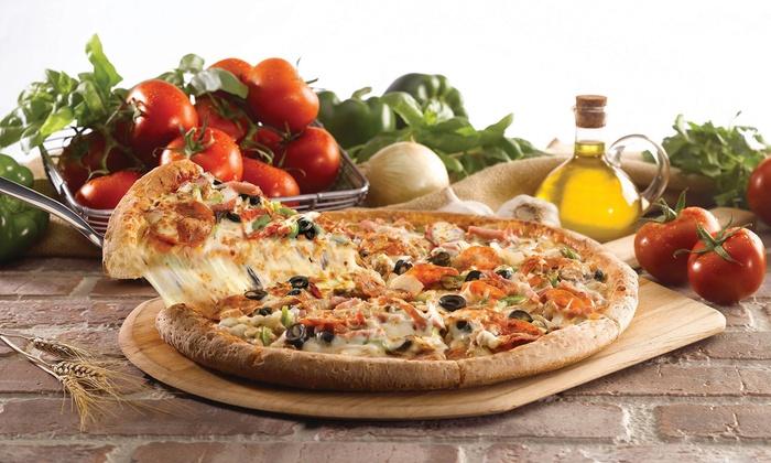 Papa John's - South Surrey: C$12 for C$20 Worth of Pizza at Papa John's