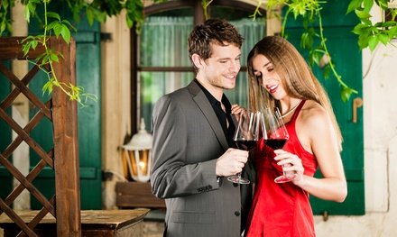 Wine Tasting for Two, Four, or Six with Take-Home Bottles of Wine at E2 Family Winery (Up to 54% Off)