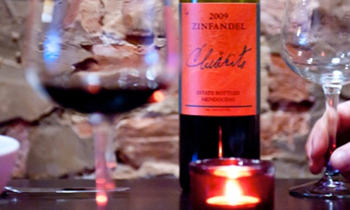 null - Capitol Hill: New American Comfort Dinner Cuisine and Boutique Wines for Two or Four at Pound The Hill (Half Off)