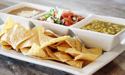 Mexican Food at Tio's Grille & Cantina (Up to 44% Off). Two Options Available.