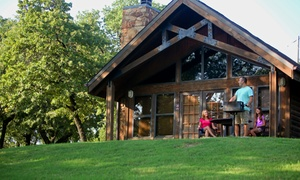 Keystone State Park: $40 for a One-Night Cabin Stay for Up to Four at Keystone State Park (Up to $80 Value)