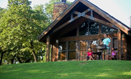 $40 for a One-Night Cabin Stay for Up to Four at Keystone State Park (Up to $80 Value)