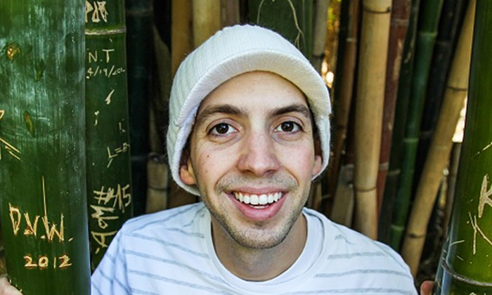 A Scary Slice of Comedy feat. Daniel Eachus - Mother Mary's: A Scary Slice of Comedy Featuring Daniel Eachus for Two at Mother Mary's on Friday, October 31 (Up to 42% Off)