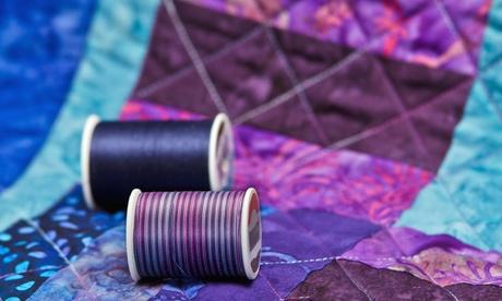 Un taller de patchwork, labores o tocados para una o dos personas desde 16,95 €