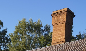 The Chimney Specialist, Llc: Chimney-Sweeping Service or Dryer-Vent Cleaning from The Chimney Specialist, LLC (45% Off)