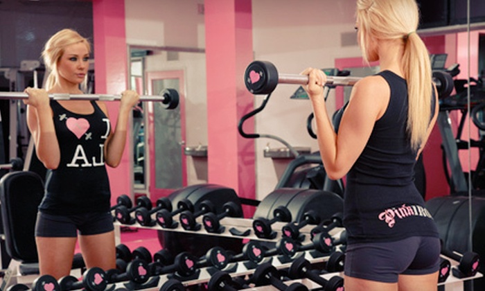 Pink Iron Gym - West Hollywood: One or Three Months of Unlimited Fitness Classes and Gym Access at Pink Iron Gym in West Hollywood (Up to 80% Off)