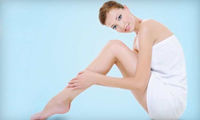 LZR Med - Multiple Locations: Three Laser Hair-Removal Treatments on a Small, Medium, or Large Area at LZR Med (Up to 88% Off)