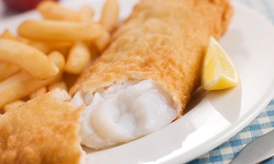 Jackson Road House: Seafood at Jackson Road House (50% Off). Two Options Available.