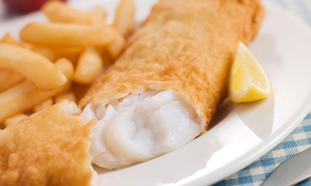 Seafood at Jackson Road House (83% Off). Two Options Available.