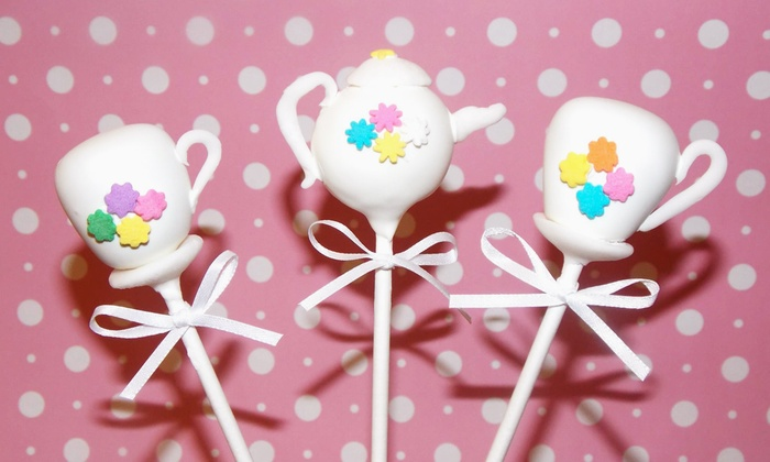 Fabipops - Boerum Hill: One Dozen Basic or Pushup Cake Pops at Fabipops (Up to 63% Off)