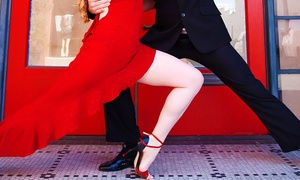 Paradise Tango Argentino: Private Classes for One or Two or Five or Ten Group Dance Classes at Paradise Tango Argentino (Up to 54% Off)