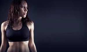 Racquels Addiction Fitness: 10 or 20 Fitness Classes at Racquels Addiction Fitness (Up to 75% Off)