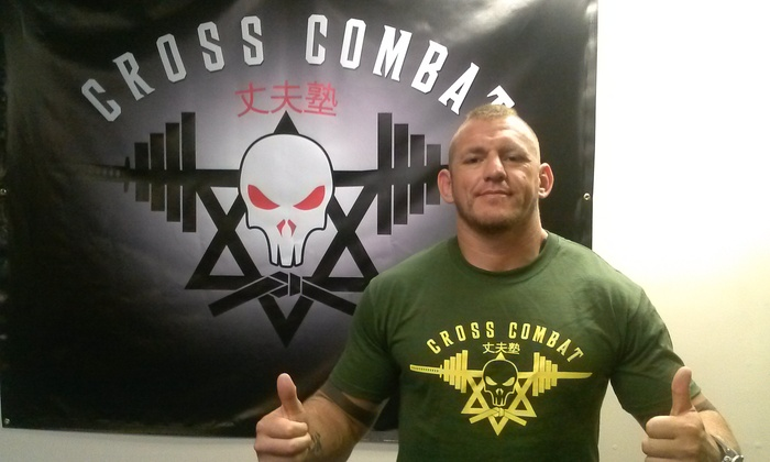 Cross Combat - North Miami Beach: Two Weeks of Fitness and Conditioning Classes at Cross Combat (70% Off)