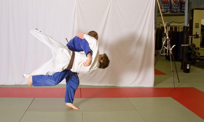 Buckeye Judo - Washington: $25 for $75 Groupon — Buckeye Judo
