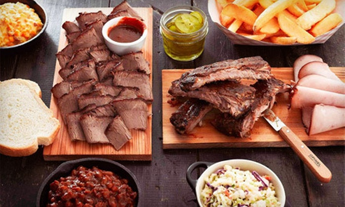 The Stack BBQ - Western Hills: $10 for $20 Worth of Barbecue at The Stack BBQ