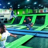 Half Off Trampoline Park Jumping for One or Two