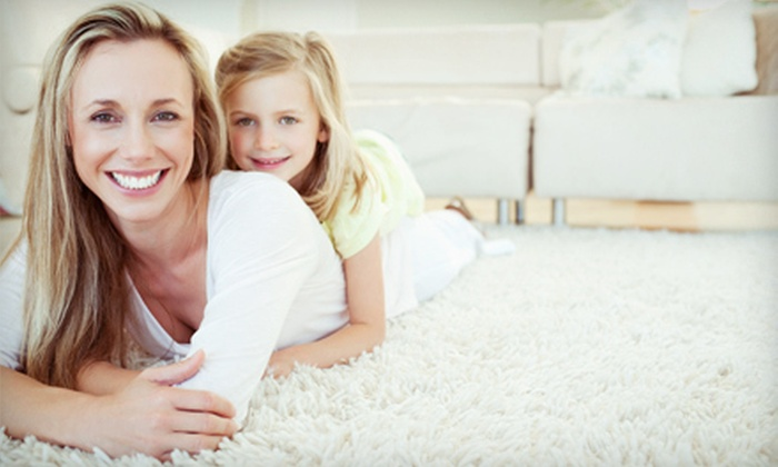 Green Home Carpet Cleaning - Las Vegas: Carpet Cleaning or Tile and Grout Cleaning from Green Home Carpet Cleaning (Up to 65% Off). Three Options Available.