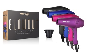 Hair Rage Blowout Dryer With Concentrator Nozzle