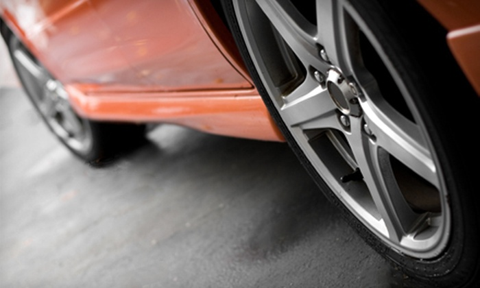 NW Mobile Detail & Canby Auto Detail - Canby: Basic or Full Auto Detailing for a Car or SUV from NW Mobile Car Detail & Canby Auto Detail (Up to 57% Off)
