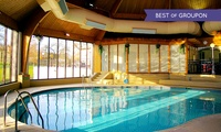 Spa Day With Two Treatments and Two-Course Lunch at 4* Moness Resort