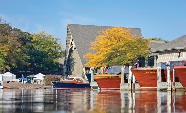 The Abbey Resort - Fontana, WI: Stay at The Abbey Resort in Lake Geneva, WI, with Dates into December