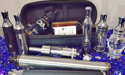 $39 for $70 Worth of E-Cigarettes and Accessories at Dream Cloud Vapors