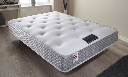 Crystal Orthopaedic Memory Foam Mattress