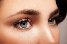 Dre's Hair Salon: One Full Set of Eyelash Extensions with Optional Fill at Dre's Hair Salon (Up to 40% Off)