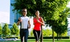 Run 2 Be Fit - Delta: 1 or 2 Months of Unlimited Fitness Classes with 5K or Obstacle-Course Training at Run 2 Be Fit (Up to 79% Off)