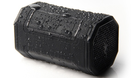 Jarv X97 Rugged Indoor/Outdoor Wireless Bluetooth Portable Speaker with Mount 60c47c2e-34fe-11e7-bf07-00259060b5da