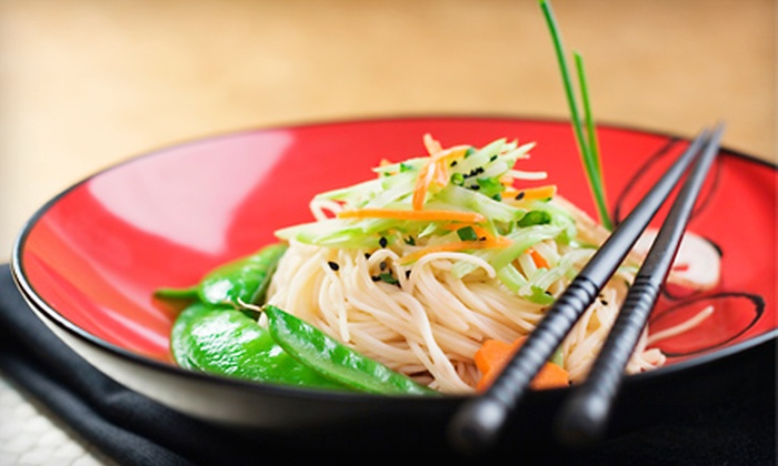 Summer Noodle & Rice - Edgewater: $15 for $30 Worth of Thai Food at Summer Noodle & Rice