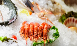 Fishtales Seafood Company: $18 for $30 Worth of Fresh Seafood from Fishtales Seafood Company (40% Off)